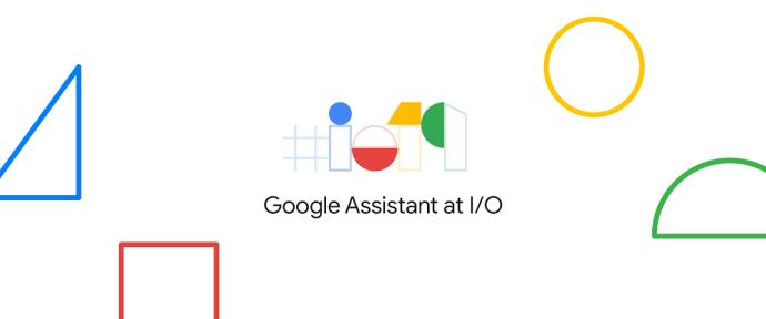 Google Assisant Io 2019