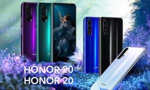 Honor 20 Pro Header
