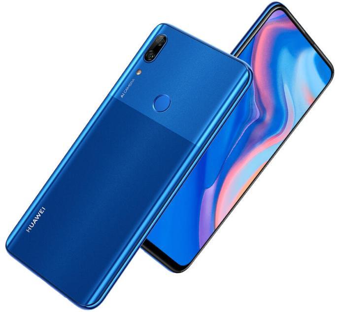 Huawei P Smart Z Blau