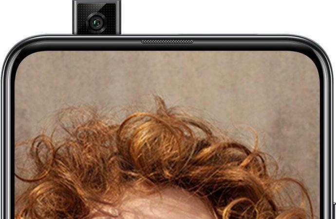 Huawei P Smart Z Frontkamera