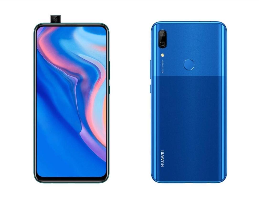 Huawei P Smart Z Leak