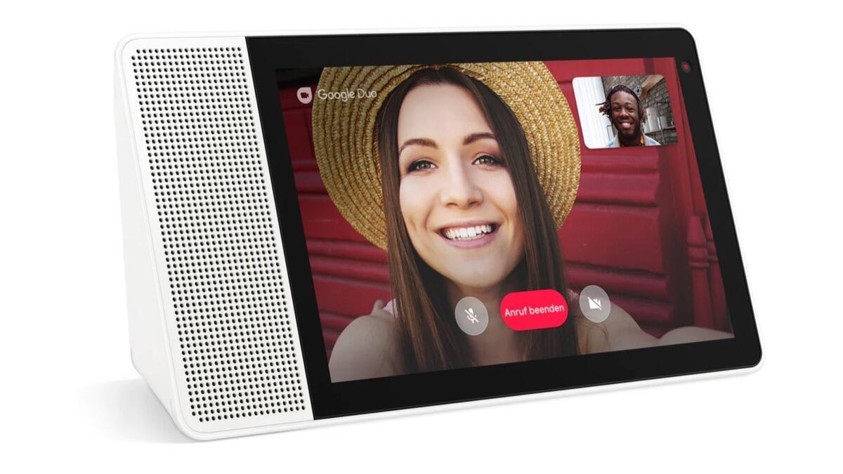 Lenovo Smart Display Produkt4