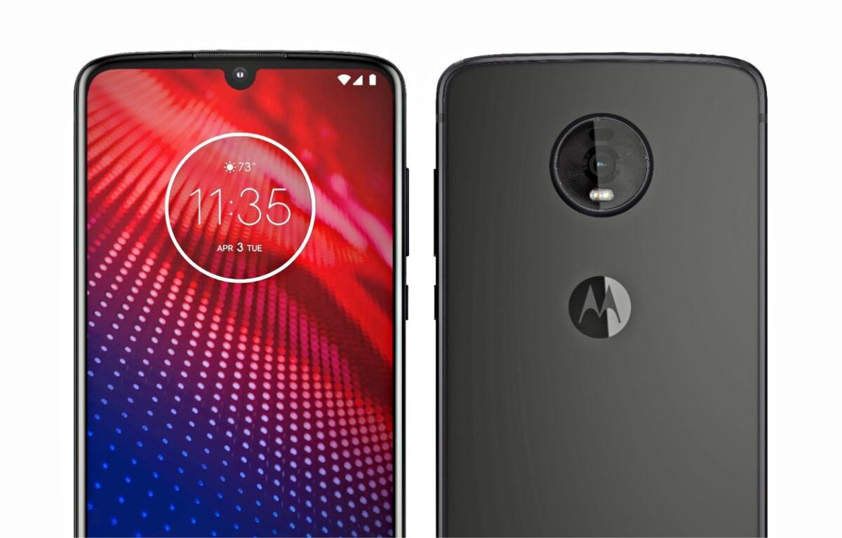 Motorola Moto Z4 Leak Header