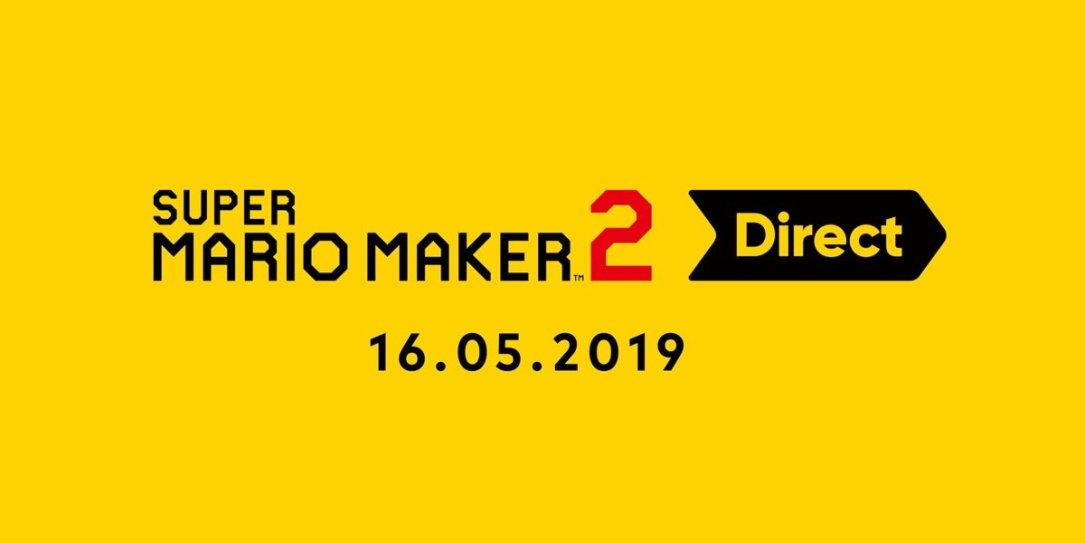 Nintendo Direct Super Mario Maker