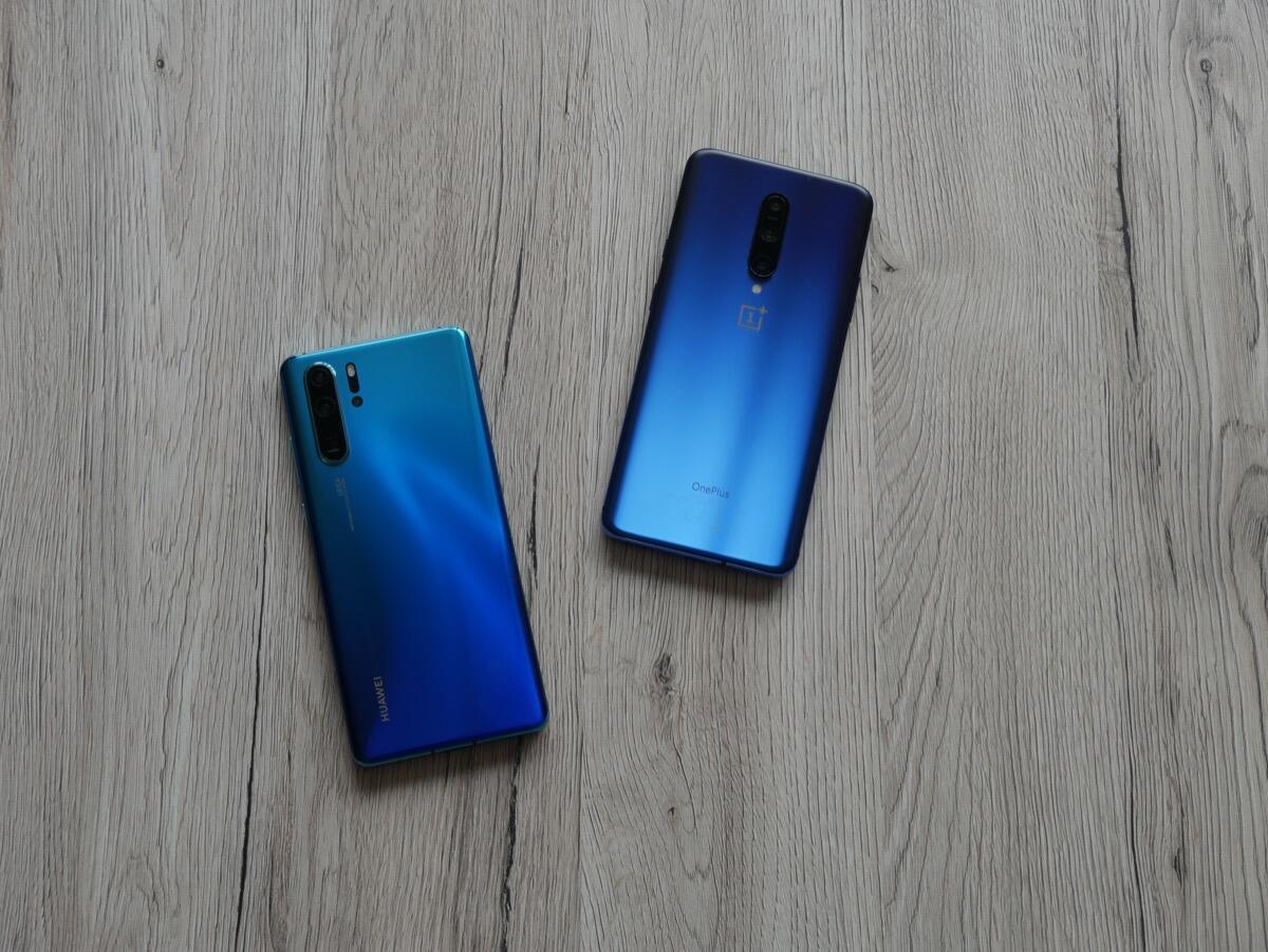 Oneplus 7 Pro Huawei P30 Pro Test5