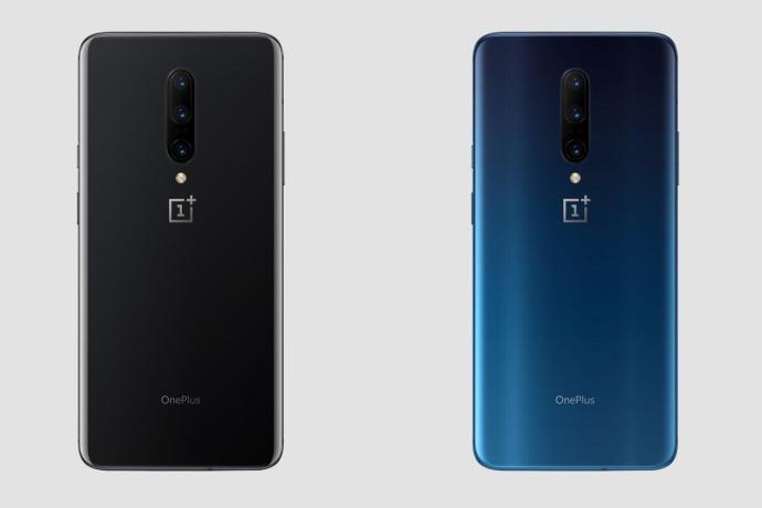 Oneplus 7 Pro Schwarz Und Blau