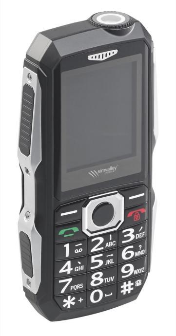 Px 2436 01 Simvalley Mobile Stossfestes Outdoor Handy Xt 300