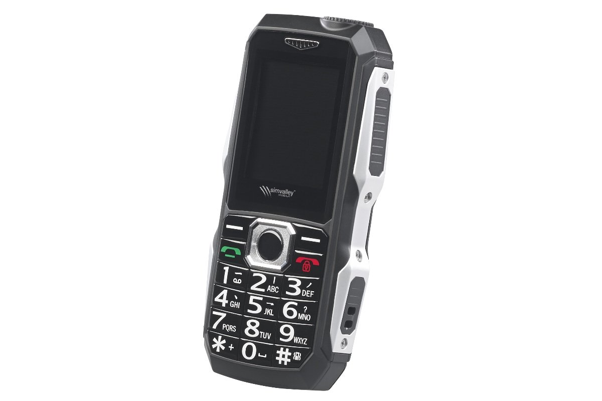 Xt 300 Simvalley Mobile Mit Neuem Outdoor Handy