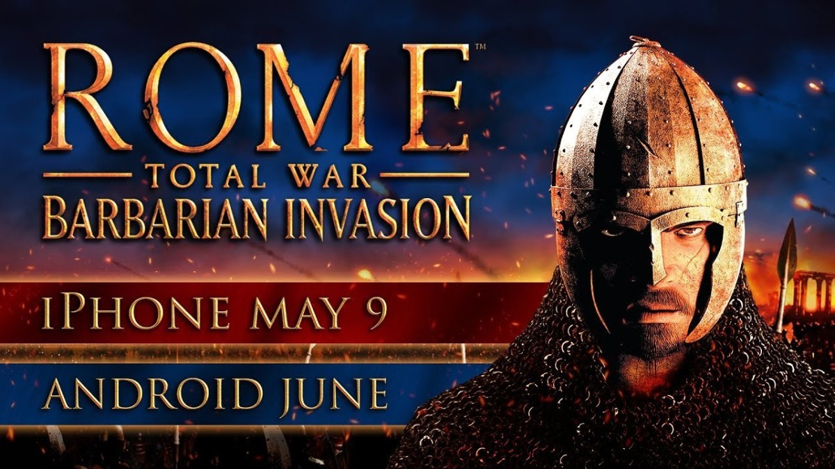 Rome Total War Barbarian Invasion Iphone