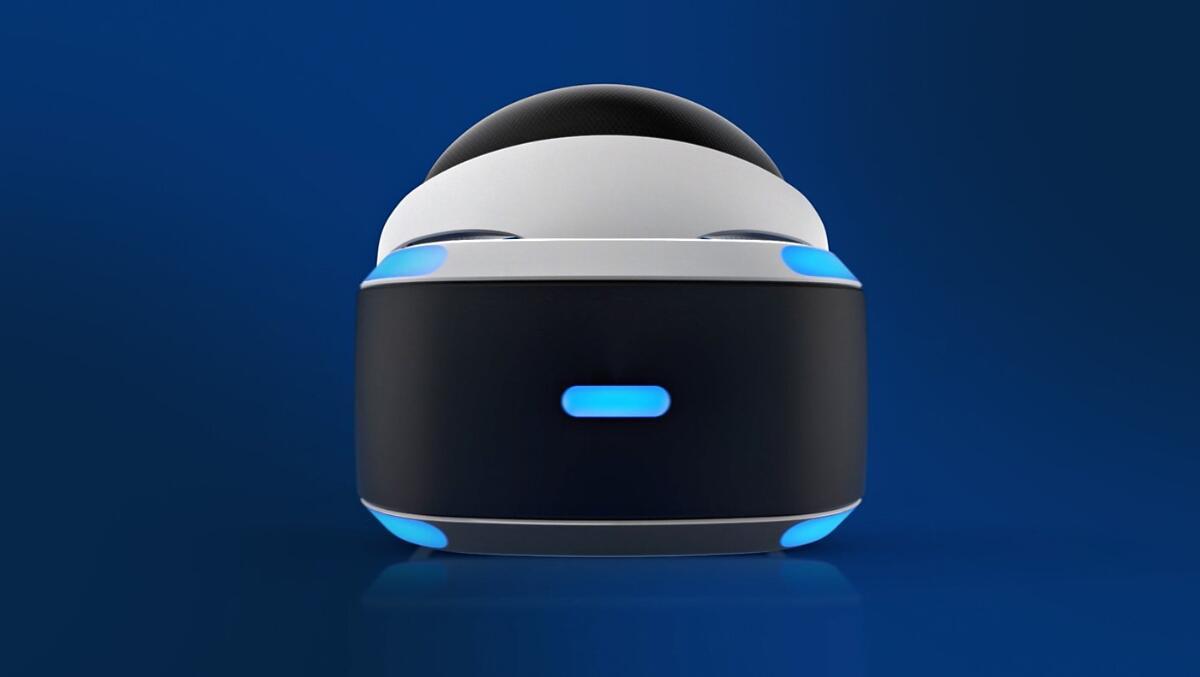 Sony Psvr Header