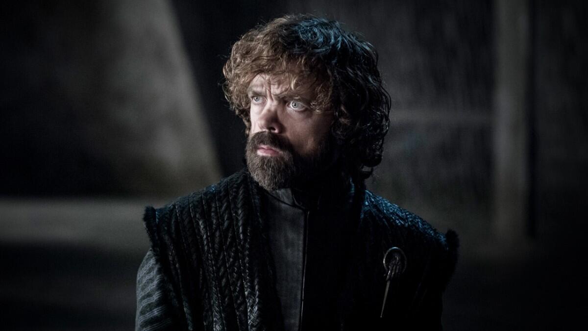 Tyrion Lennister Game Of Thrones Header