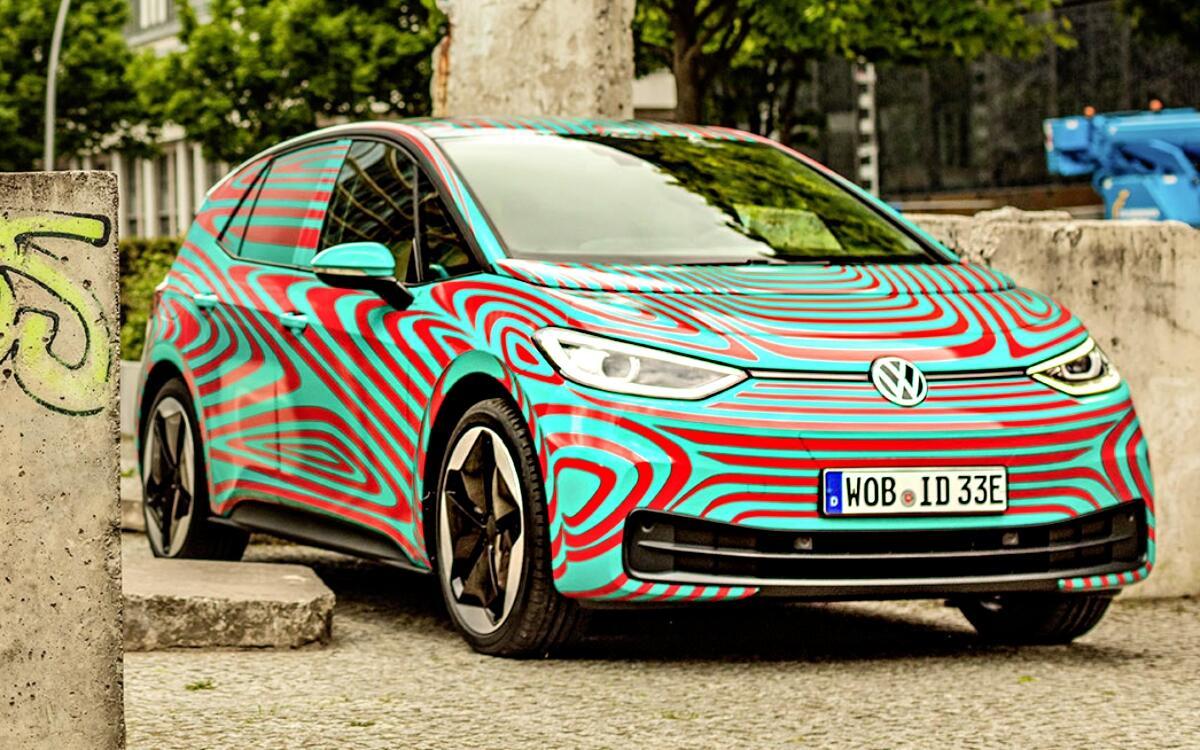 Vw Id.3 Id Volkswagen Header