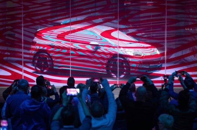 Volkswagen Pre Order Id