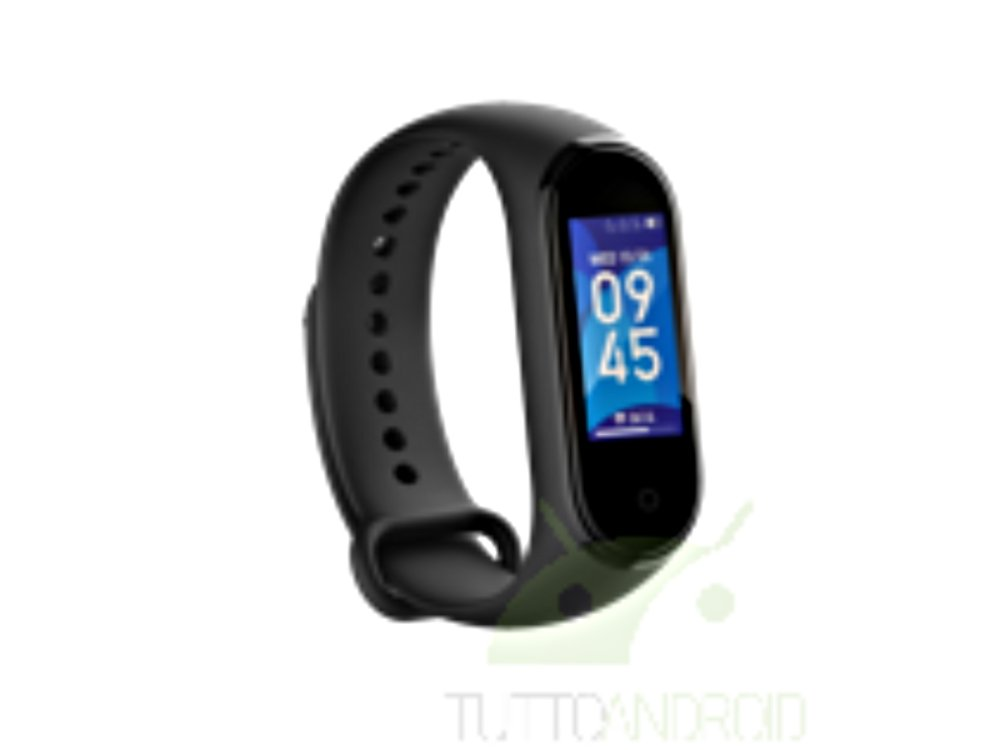 Xiaomi Mi Band 4 Farbdisplay