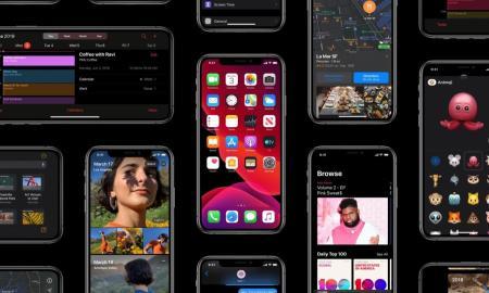 Apple Ios 13 Header