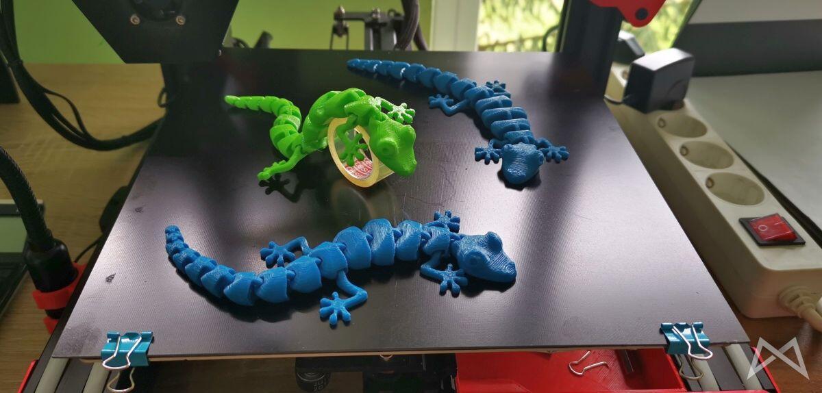 Articulated Lizard V2