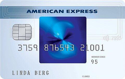 Blue Card Amex 1