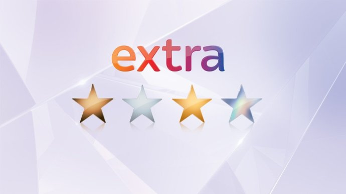 Extra Logo Mit Sternen