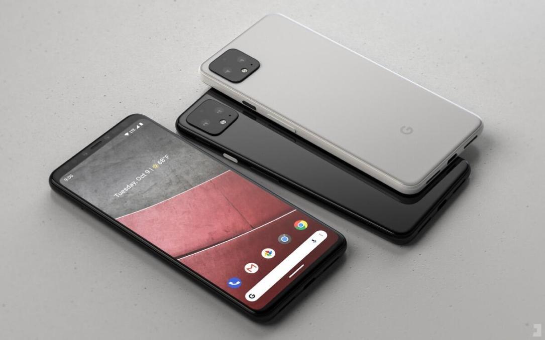 Google Pixel 4 Konzept Header