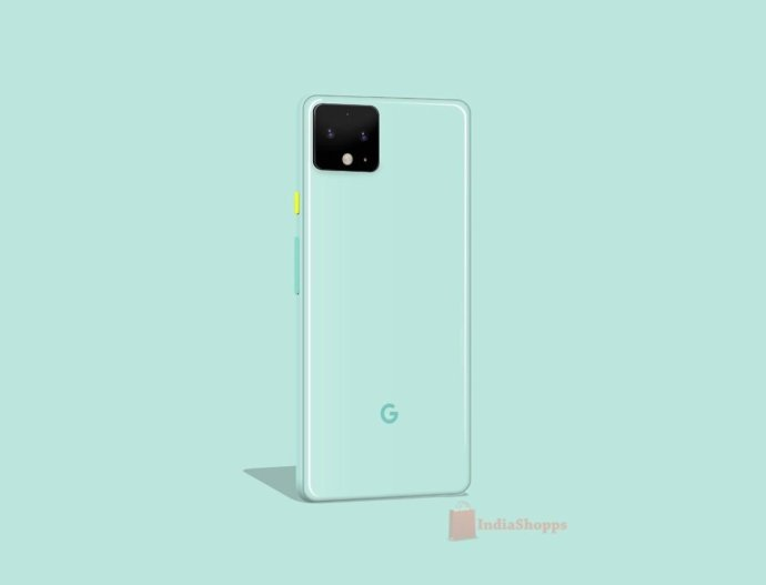 Google Pixel 4 Render Final Mint