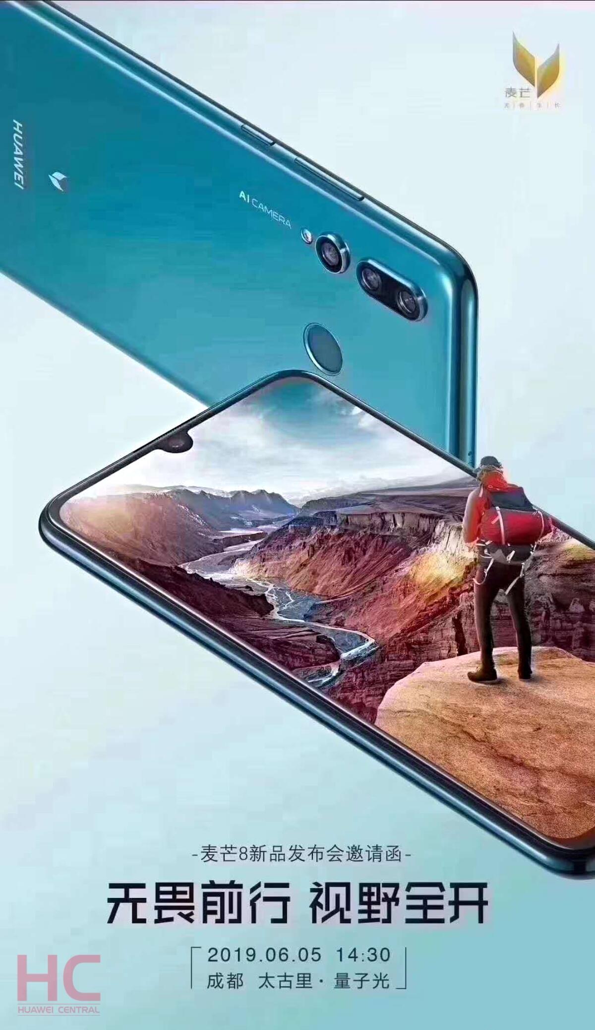 Huawei Mate 30 Lite Event
