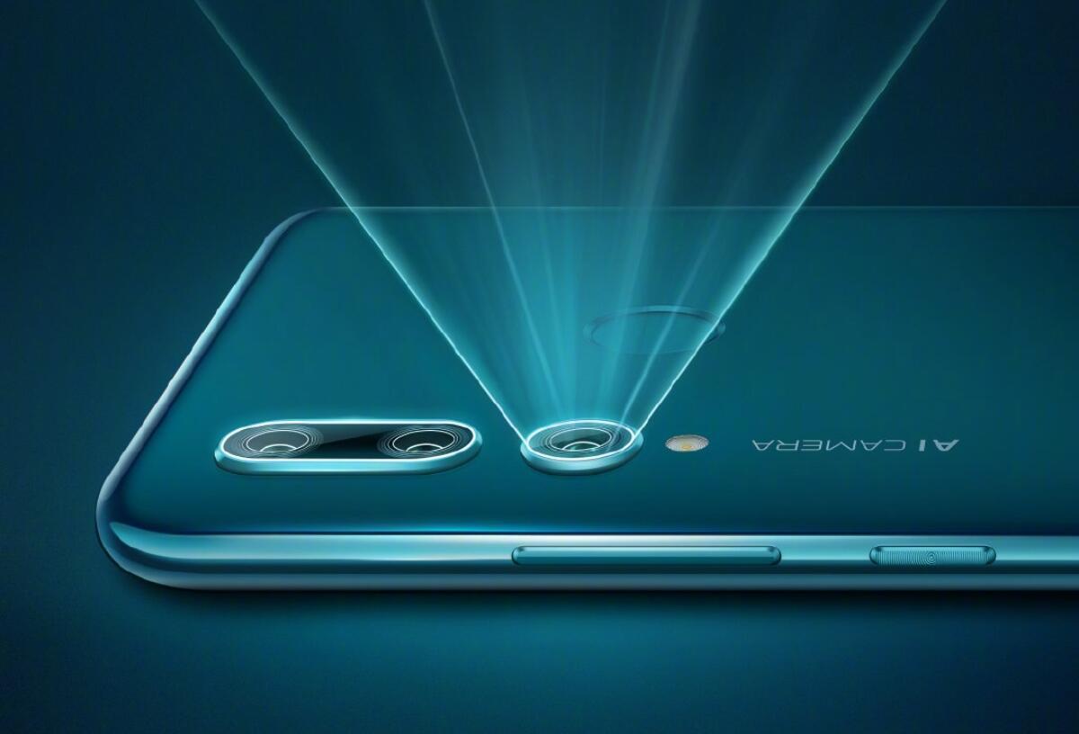 Huawei Mate 30 Lite Teaser