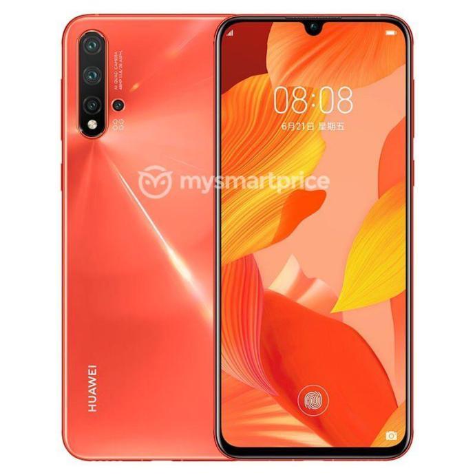 Huawei Nova 5 Pro 1