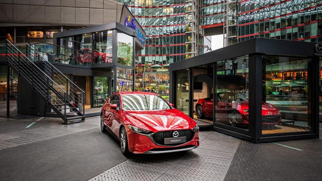 Mazda Header