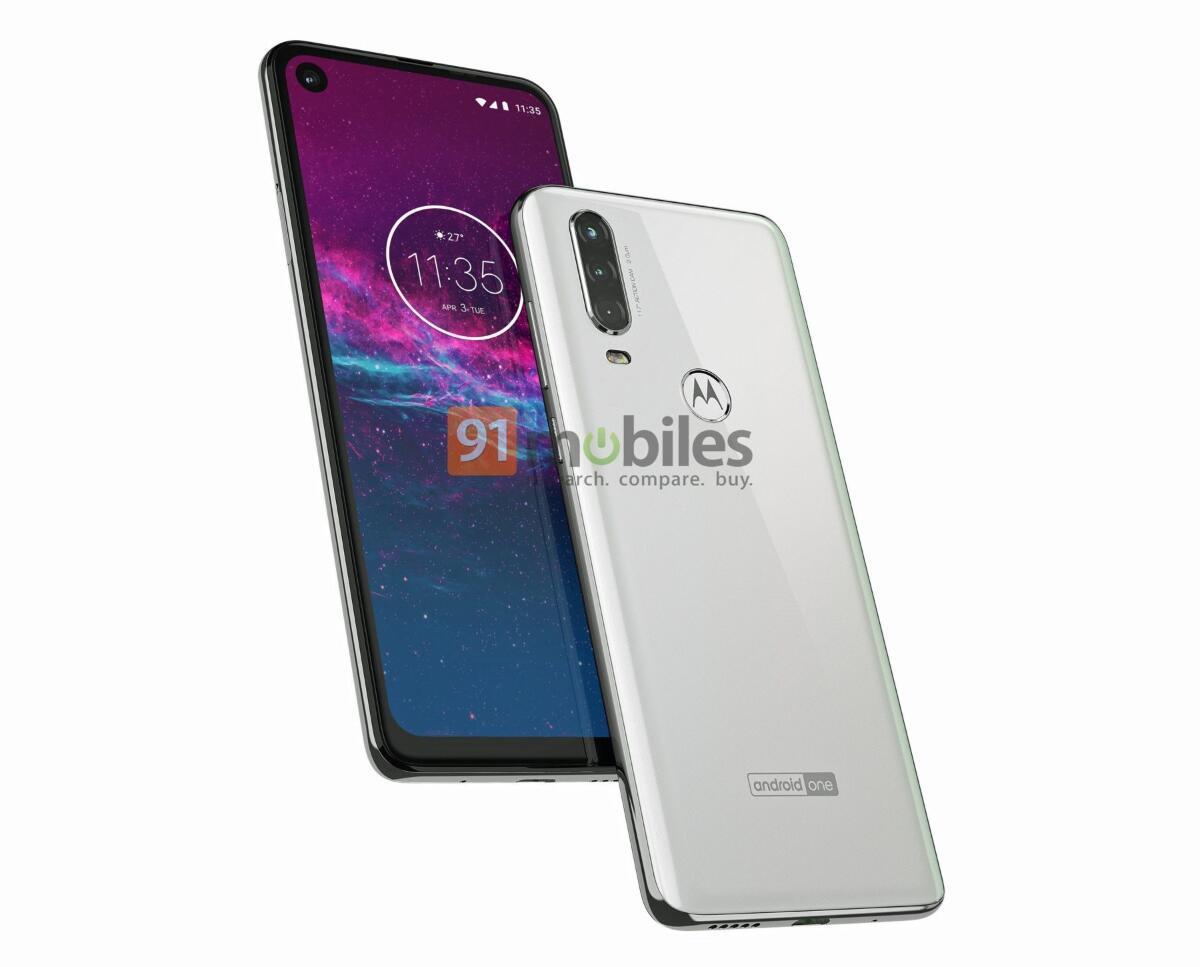 Motorola One Acton Leak