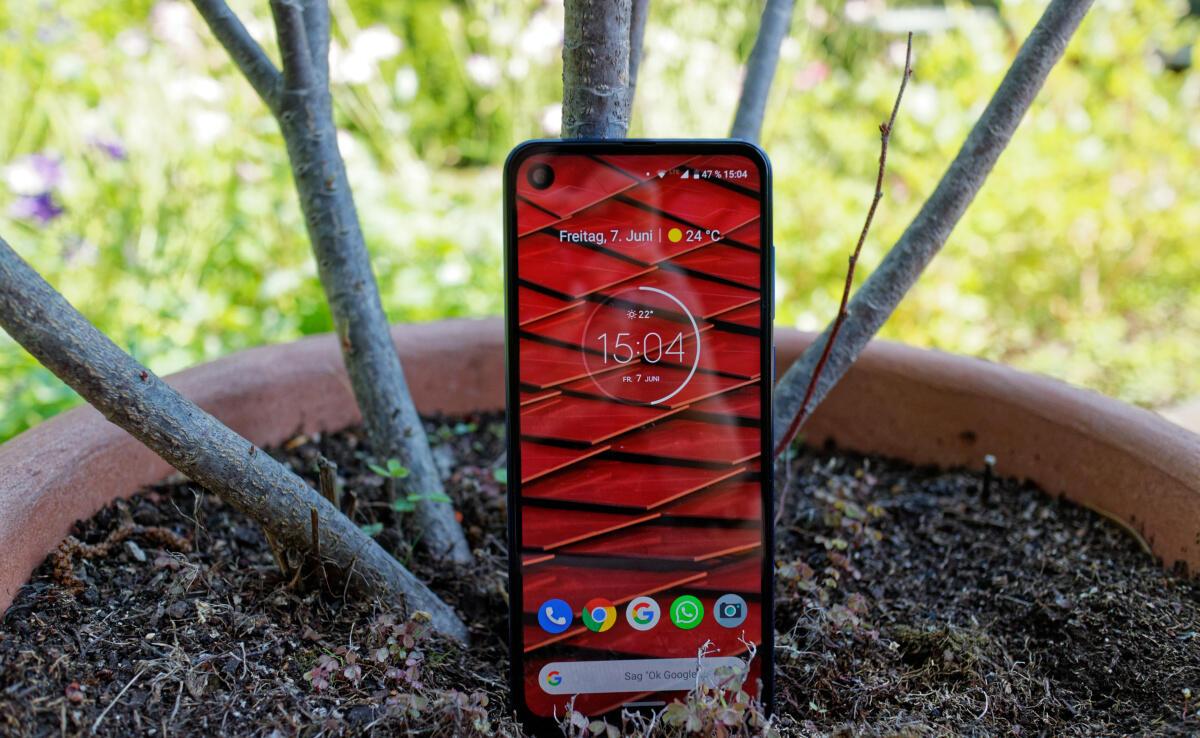 Motorola One Vision Fazit
