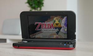 Nintendo 3ds Zelda Header