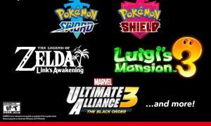 Nintendo E3 2019 Spiele