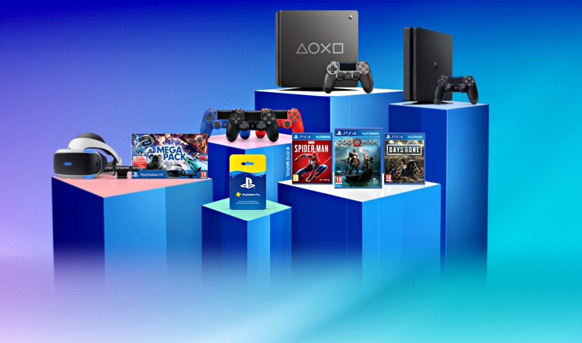 Playstation Sale Header
