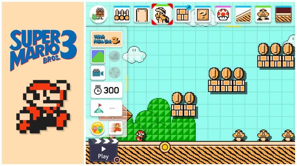 Super Mario Maker 2 Screen2