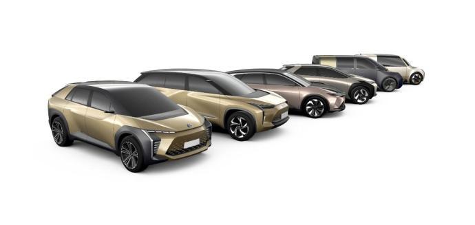 Toyota Elektro Auto Header