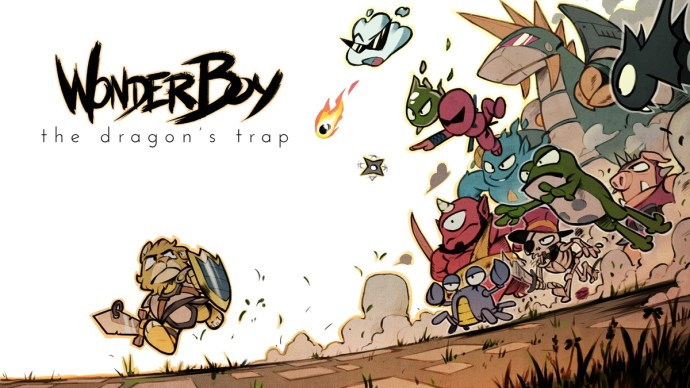 Wonder Boy Header