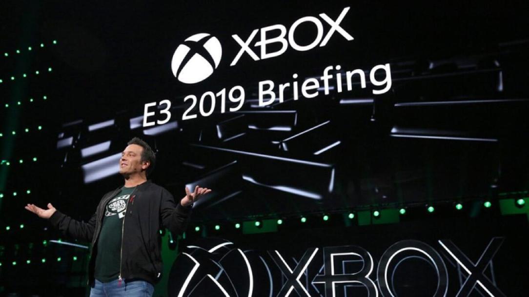 Xbox Phil Spencer E3 2019