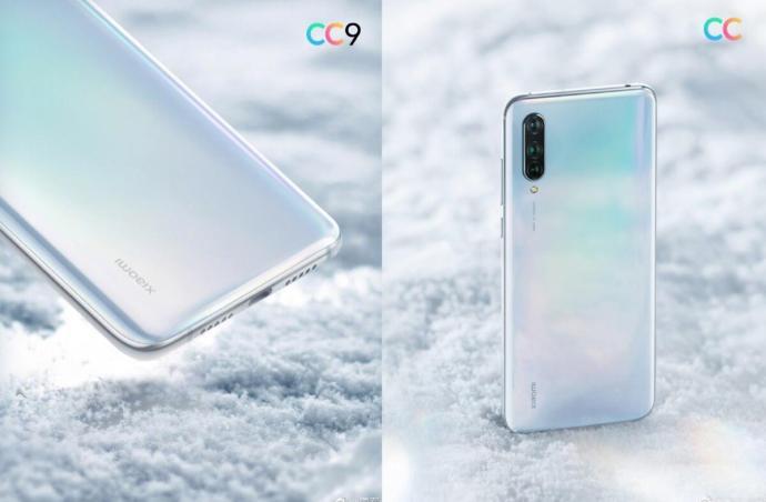 Xiaomi Cc9 Bild
