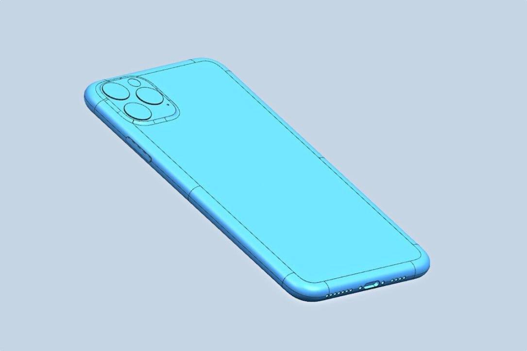 Apple Iphone 11 Cad Header