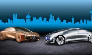 Vertragsunterzeichnung Erfolgt: Daimler Ag Und Bmw Group Starten Langfristige Entwicklungskooperation Für Automatisiertes Fahren Contract Signed: Daimler Ag And Bmw Group Launch Long Term Development Cooperation For Automated Driving