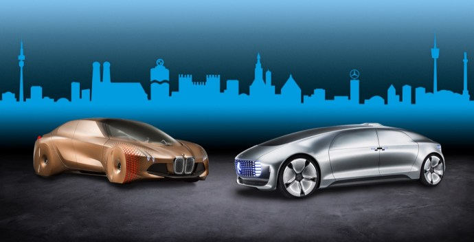 Vertragsunterzeichnung Erfolgt: Daimler Ag Und Bmw Group Starten Langfristige Entwicklungskooperation Für Automatisiertes Fahren Contract Signed: Daimler Ag And Bmw Group Launch Long Term Development Cooperation For Automated Driving