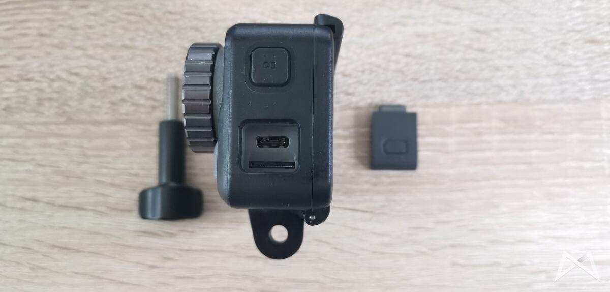 Dji Osmo Action Cam Typ C Und Sd Slot