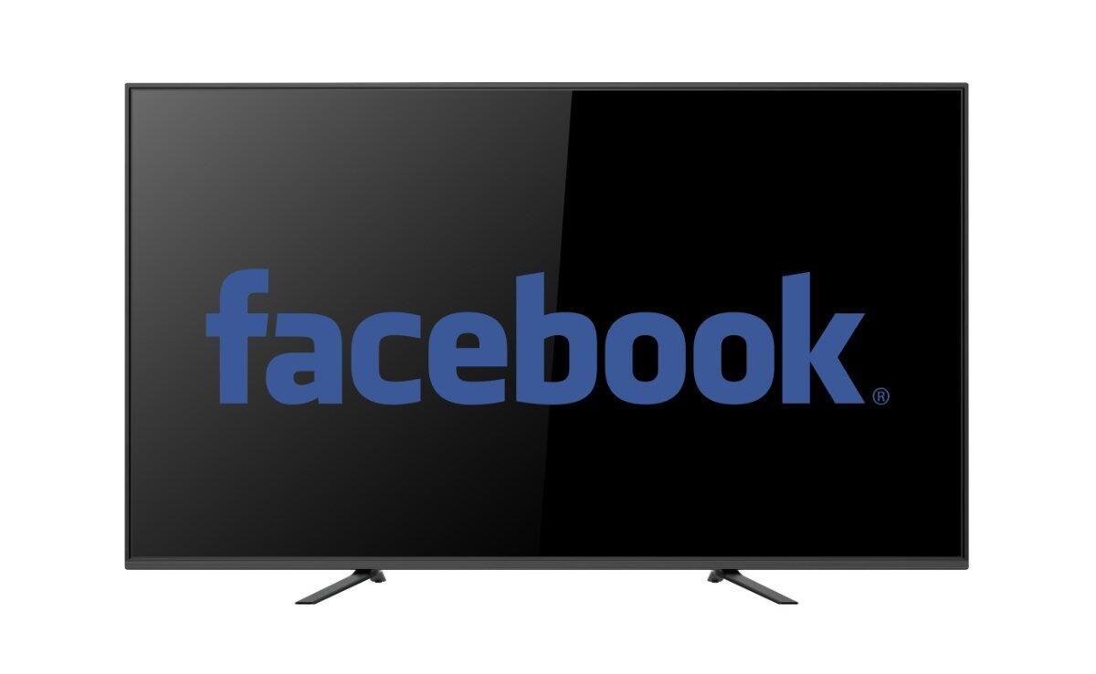 Facebook Tv Header