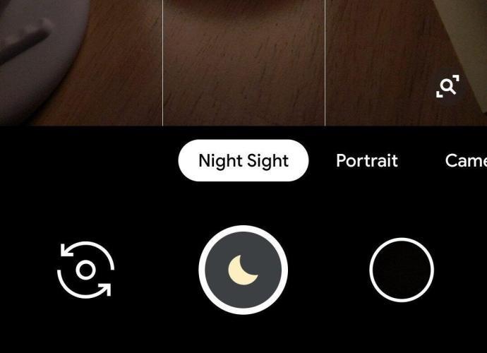 Google Kamera Nachtmodus