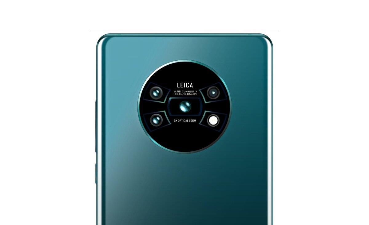 Huawei Mate 30 Kamera Leak