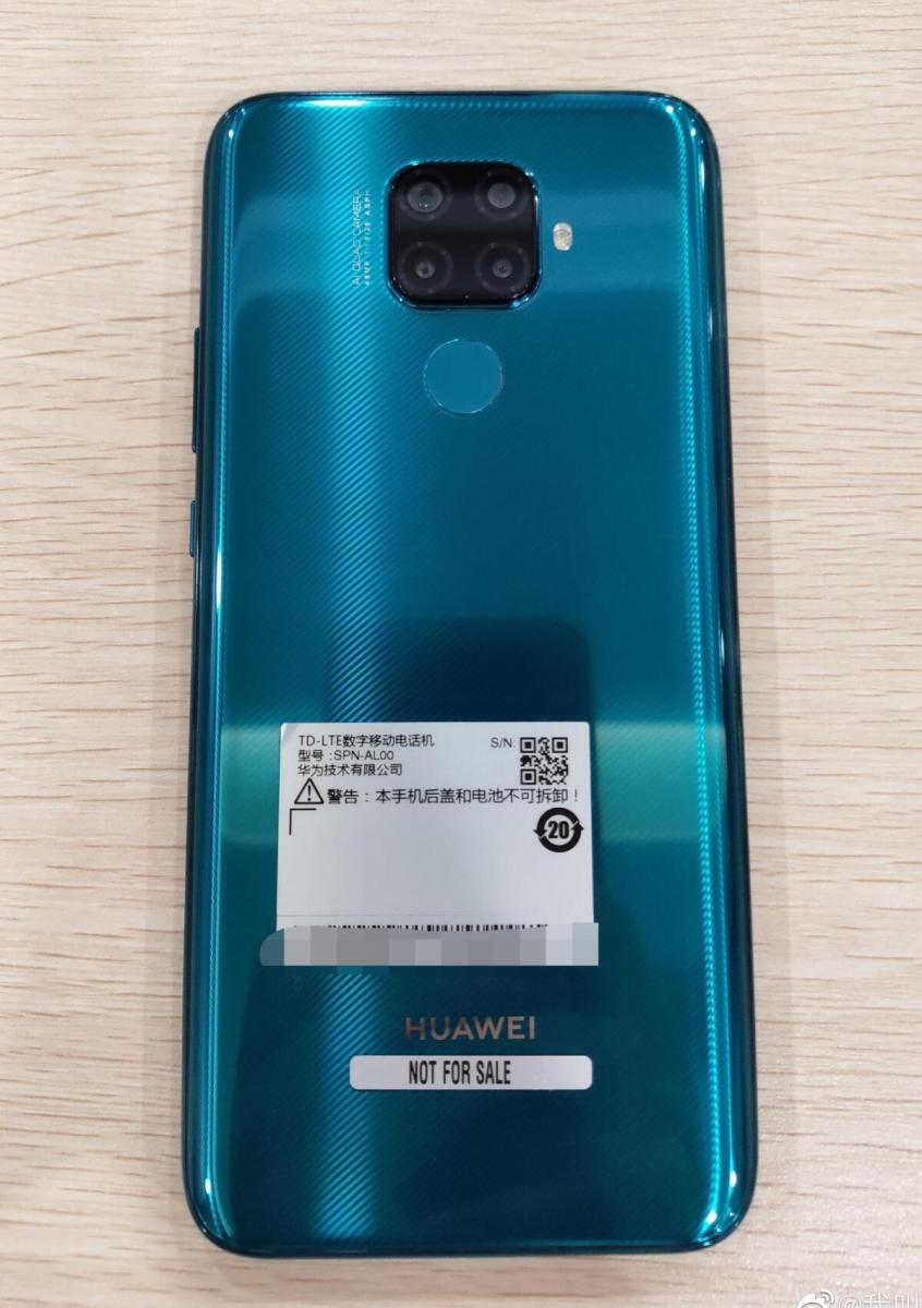 Huawei Mate 30 Lite Live