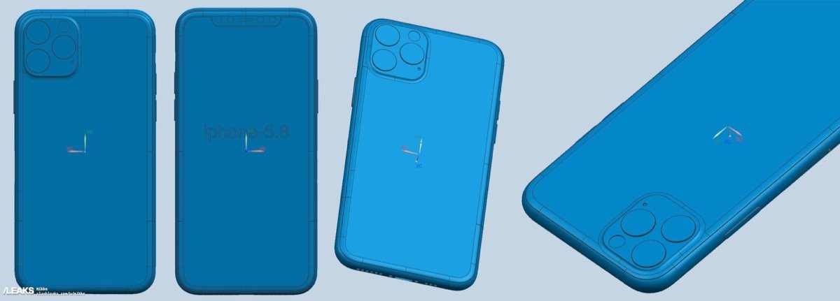 Iphone Xi Cad