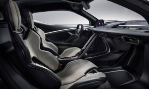 Lotus Evija Interior
