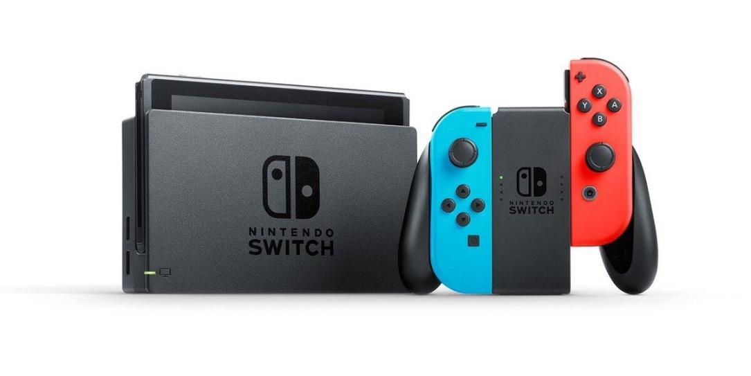 Nintendo Switch 2019 Header