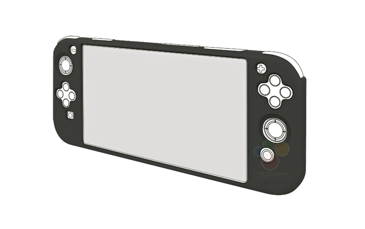 Nintendo Switch Mini Case Leak